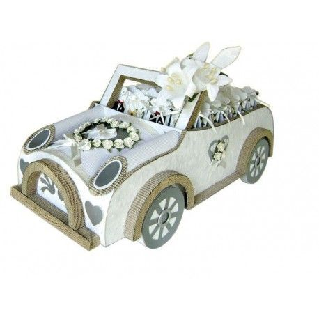 EXPOSITOR COCHE WEDDING