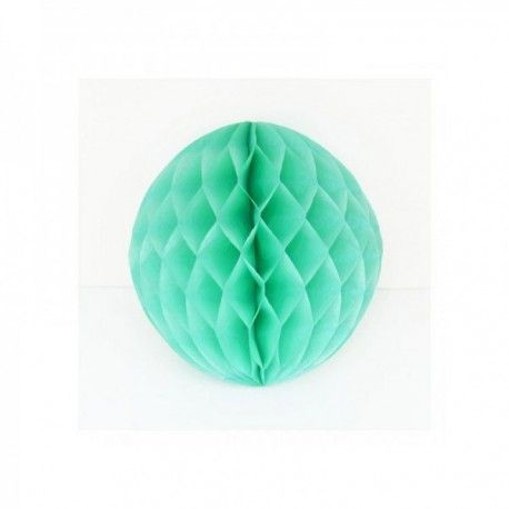 POMPONES NIDO 20CM  GREEN APPLE