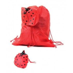 BOLSA PLEGABLE ANIMALES  RED