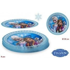 PACK 8 PLATOS FROZEN