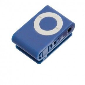MINI RADIO FM  BLUE
