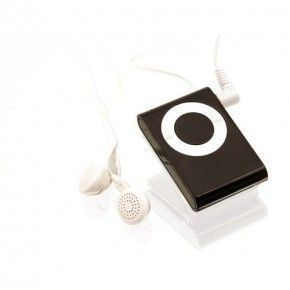 MINI RADIO FM BLACK