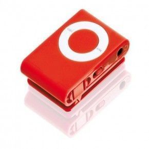 MINI RADIO FM  RED